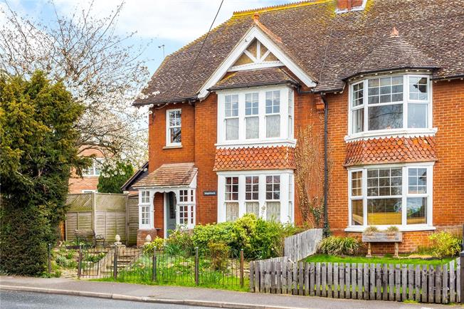 Offers in excess of £475,000, 3 Bedroom Semi Detached House For Sale in Cowfold, RH13