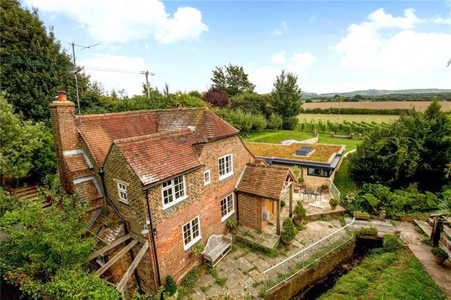 Offers in the region of £1,100,000, 4 Bedroom Detached House For Sale in Hassocks, West Sussex, BN6