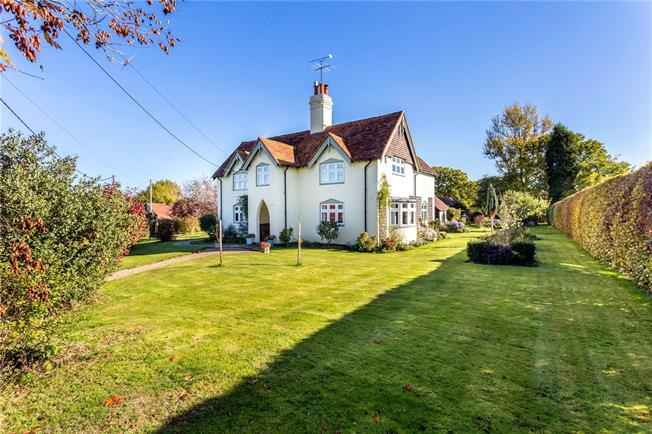 Offers in excess of £725,000, 4 Bedroom Detached House For Sale in Pulborough, West Sussex, RH20