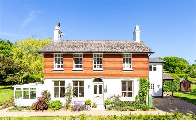 Offers in excess of £900,000, 4 Bedroom Detached House For Sale in Ifield, RH11