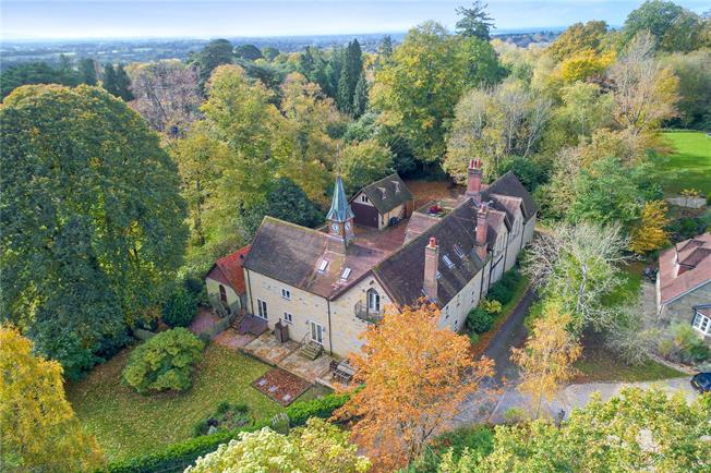 Price on Application, 5 Bedroom Detached House For Sale in Bolney, West Sussex, RH17