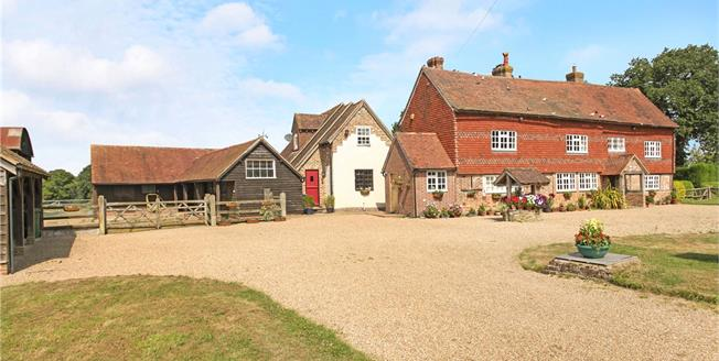 Guide Price £1,500,000, 6 Bedroom Detached House For Sale in West Sussex, RH12