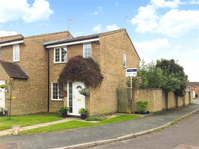 Guide Price £319,950, 3 Bedroom End of Terrace House For Sale in West Sussex, RH12
