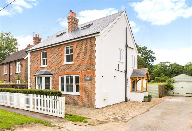 Offers in excess of £795,000, 5 Bedroom Detached House For Sale in Monks Gate, RH13