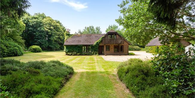 Offers in the region of £900,000, 4 Bedroom Detached House For Sale in Horsham, West Sussex, RH13