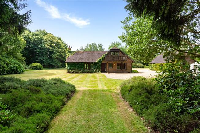 Offers in the region of £1,000,000, 4 Bedroom Detached House For Sale in Horsham, West Sussex, RH13