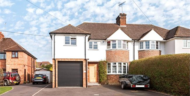 Guide Price £615,000, 4 Bedroom Semi Detached House For Sale in West Sussex, RH12