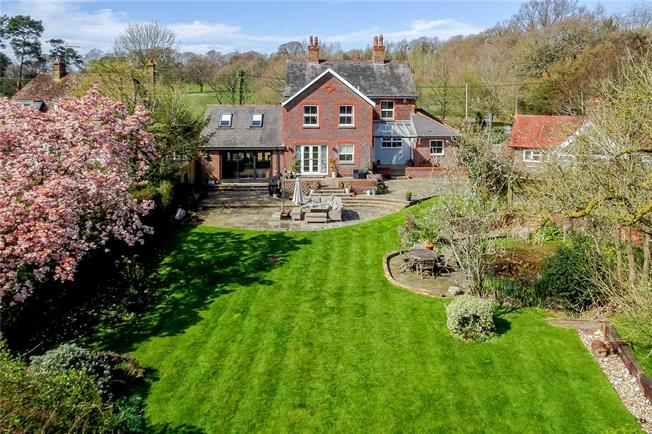 Offers in excess of £1,100,000, 5 Bedroom Detached House For Sale in Barns Green, RH13