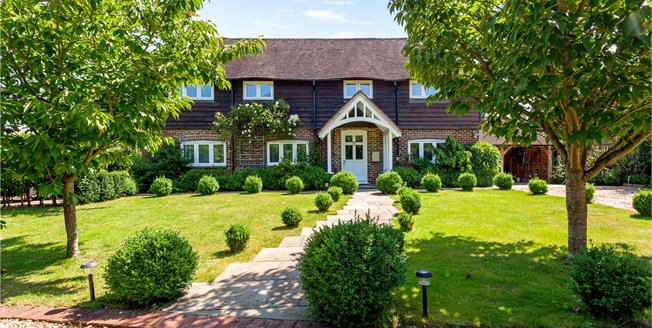 Offers in excess of £700,000, 4 Bedroom Detached House For Sale in Storrington, RH20