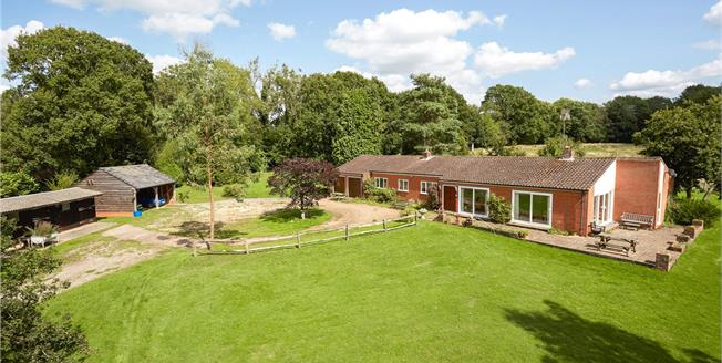 Offers in the region of £875,000, 3 Bedroom Detached House For Sale in Horsham, West Sussex, RH12