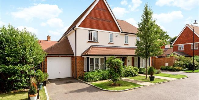 Offers in excess of £400,000, 3 Bedroom Semi Detached House For Sale in Horsham, West Sussex, RH13