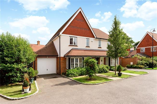 Offers in excess of £450,000, 3 Bedroom Semi Detached House For Sale in Barns Green, RH13