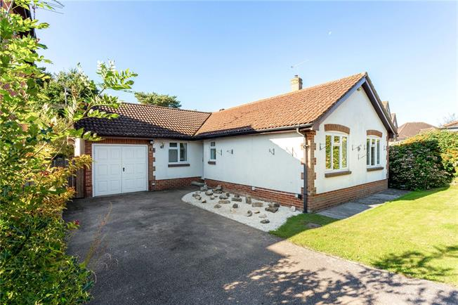Offers in excess of £500,000, 3 Bedroom Bungalow For Sale in Horsham, RH12