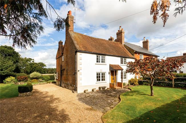 Offers in excess of £650,000, 4 Bedroom Semi Detached House For Sale in Mannings Heath, RH13