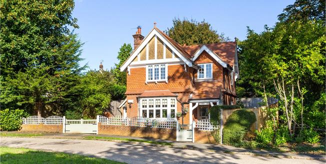 Offers in the region of £550,000, 3 Bedroom Detached House For Sale in Horsham, West Sussex, RH13
