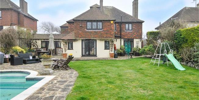 Offers in excess of £1,000,000, 6 Bedroom Detached House For Sale in East Sussex, BN2