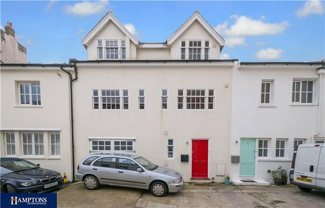 Offers in excess of £949,995, 3 Bedroom Terraced House For Sale in Hove, BN3
