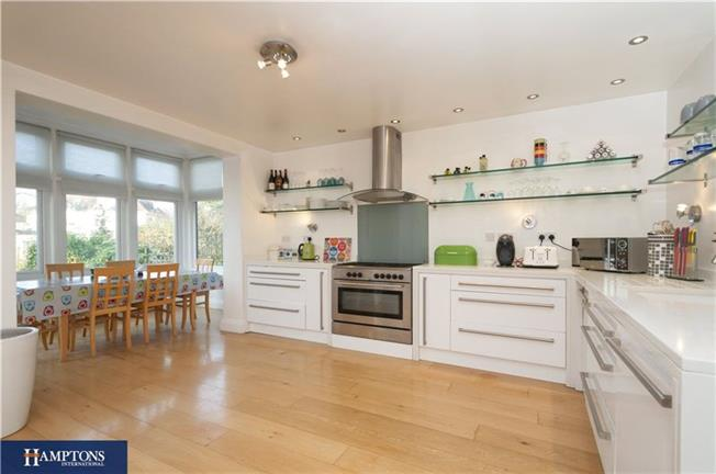 Asking Price £1,250,000, 6 Bedroom Semi Detached House For Sale in East Sussex, BN1