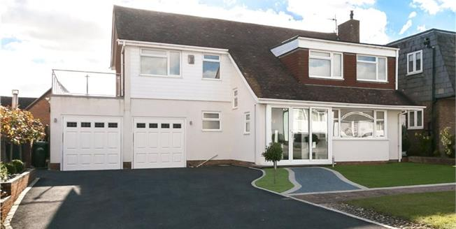 Asking Price £900,000, 4 Bedroom Detached House For Sale in East Sussex, BN1