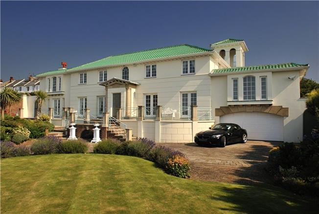Asking Price £2,995,000, 5 Bedroom Detached House For Sale in East Sussex, BN2