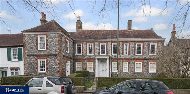 Offers in excess of £1,000,000, 8 Bedroom Semi Detached House For Sale in Brighton, West Sussex, BN42