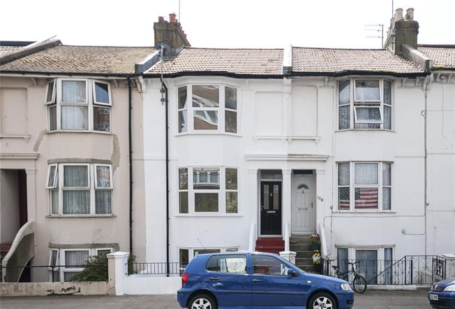 Asking Price £450,000, 4 Bedroom Terraced House For Sale in Hove, BN3
