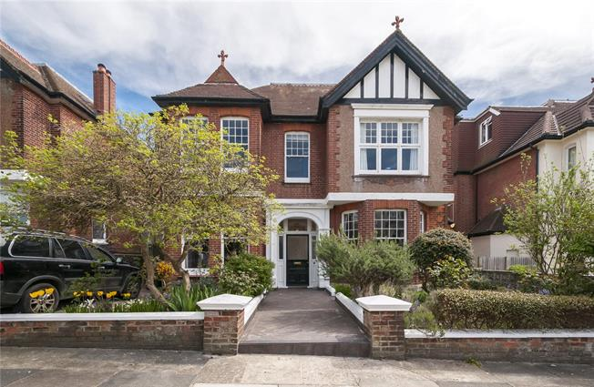 Asking Price £2,300,000, 6 Bedroom Detached House For Sale in Hove, BN3
