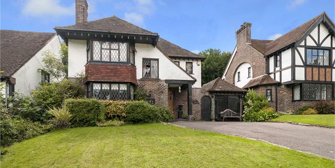 Asking Price £899,950, 3 Bedroom Detached House For Sale in East Sussex, BN3