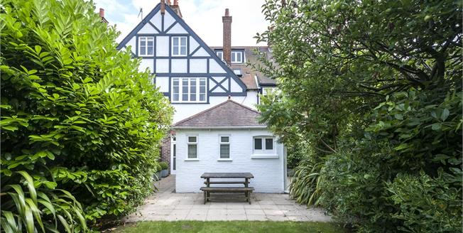 Asking Price £830,000, 5 Bedroom Terraced House For Sale in East Sussex, BN1