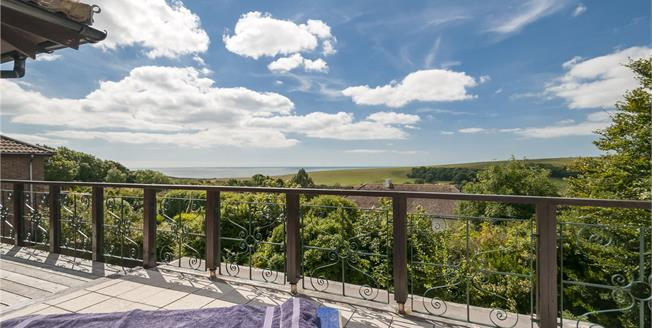 Offers in excess of £1,000,000, 4 Bedroom Detached House For Sale in Ovingdean, BN2