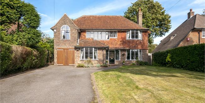 Asking Price £1,295,000, 5 Bedroom Detached House For Sale in East Sussex, BN3
