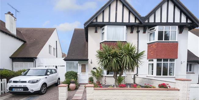 Asking Price £635,000, 3 Bedroom Semi Detached House For Sale in East Sussex, BN3