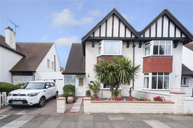 Asking Price £635,000, 3 Bedroom Semi Detached House For Sale in Hove, BN3