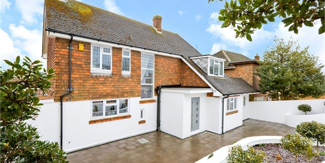 Asking Price £1,250,000, 5 Bedroom Detached House For Sale in Hove, BN3