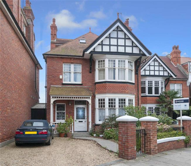 Asking Price £1,500,000, 6 Bedroom Detached House For Sale in Hove, BN3