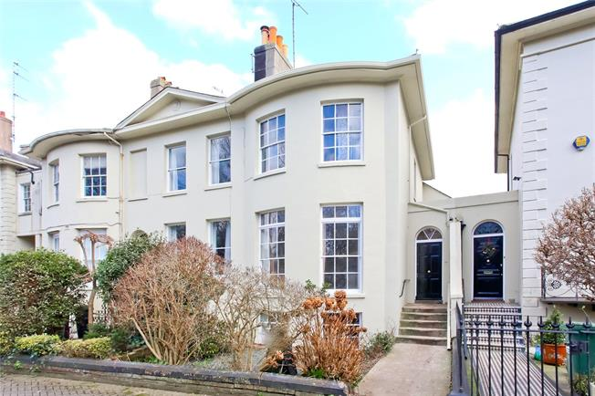Asking Price £875,000, 4 Bedroom Terraced House For Sale in East Sussex, BN2