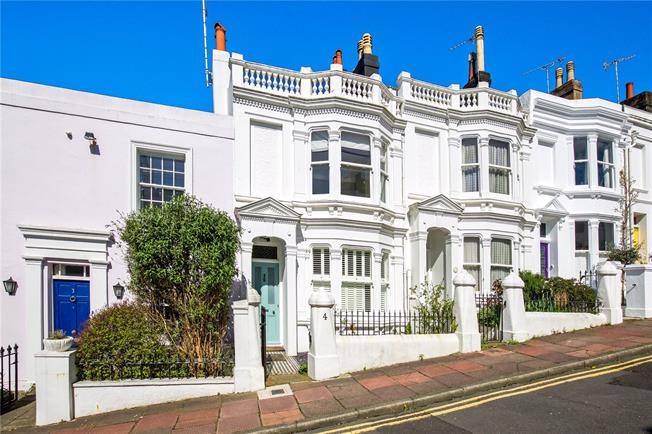 Offers in excess of £699,950, 2 Bedroom Terraced House For Sale in East Sussex, BN1
