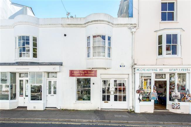 Asking Price £750,000, 3 Bedroom Terraced House For Sale in East Sussex, BN1