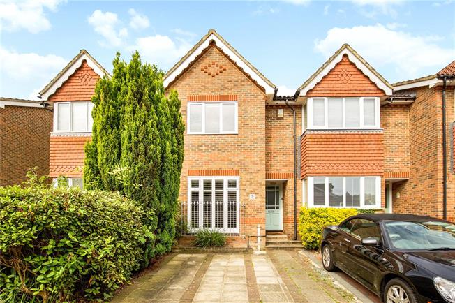 Offers in excess of £475,000, 3 Bedroom Terraced House For Sale in Preston, Brighton, BN1