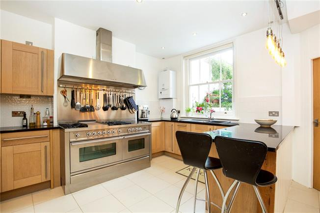 Asking Price £950,000, 3 Bedroom Terraced House For Sale in East Sussex, BN1