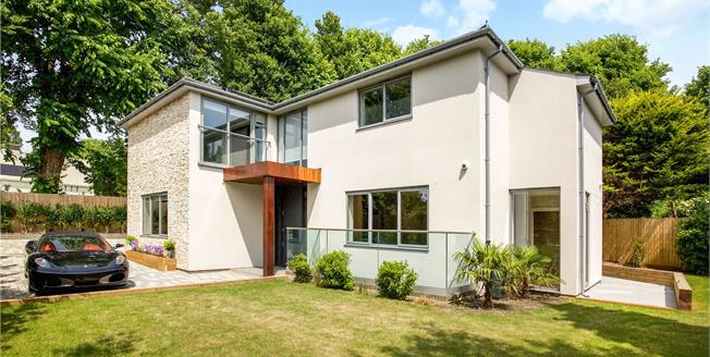 Offers in excess of £1,750,000, 4 Bedroom Detached House For Sale in East Sussex, BN3