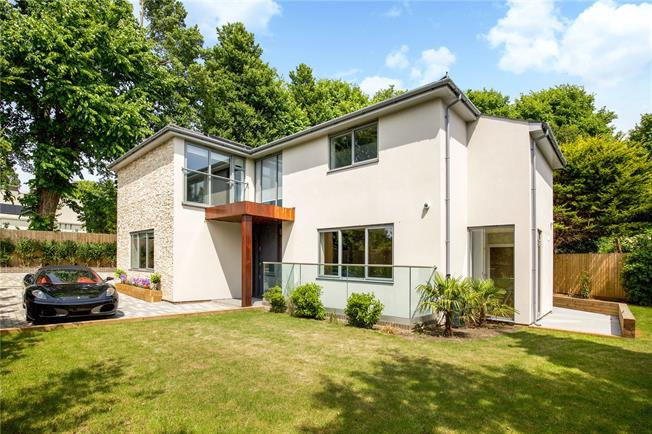 Offers in the region of £1,600,000, 4 Bedroom Detached House For Sale in East Sussex, BN3
