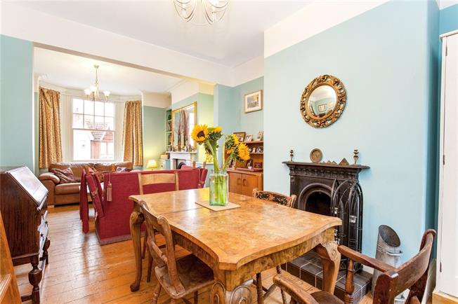 Offers in excess of £525,000, 2 Bedroom End of Terrace House For Sale in East Sussex, BN1