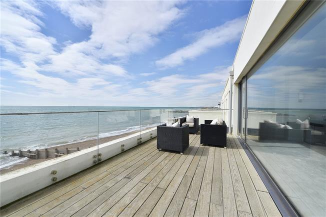 Offers in excess of £2,995,000, 4 Bedroom Terraced House For Sale in Portslade, BN41