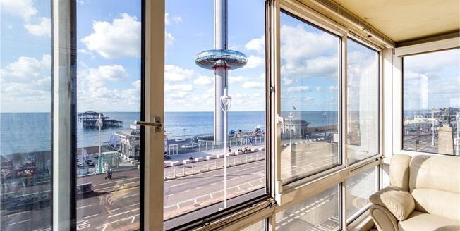 Asking Price £900,000, 4 Bedroom Flat For Sale in Brighton, BN1