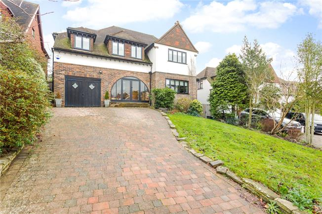 Asking Price £1,500,000, 5 Bedroom Detached House For Sale in Hove, BN3