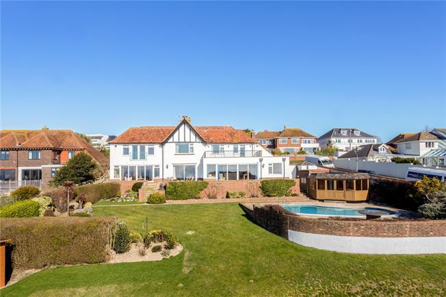 Asking Price £2,500,000, 5 Bedroom Detached House For Sale in East Sussex, BN2