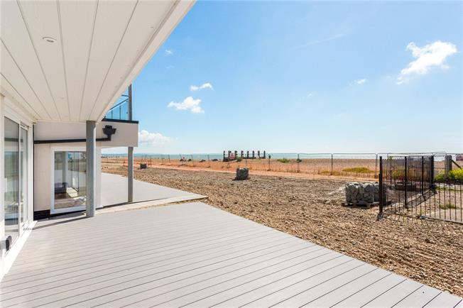 Guide Price £835,000, 4 Bedroom Semi Detached House For Sale in East Sussex, BN23