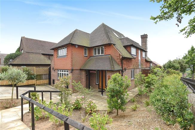 Asking Price £1,450,000, 5 Bedroom Detached House For Sale in Hove, BN3