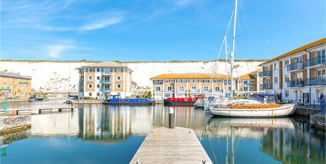 Asking Price £595,000, 2 Bedroom End of Terrace House For Sale in Brighton Marina Village, BN2
